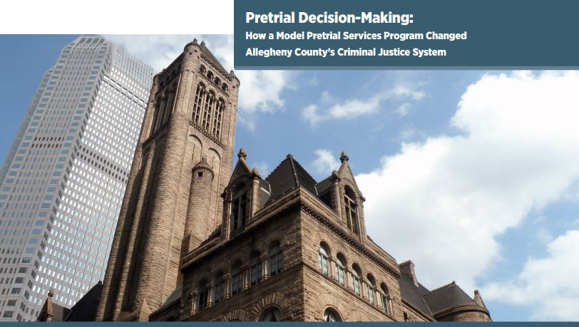 Pretrial Decision-Making: How a Model Pretrial Services